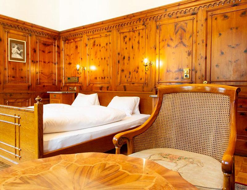 Suiten und Zimmer in Bad Gastein